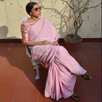 pink-khadi-saree