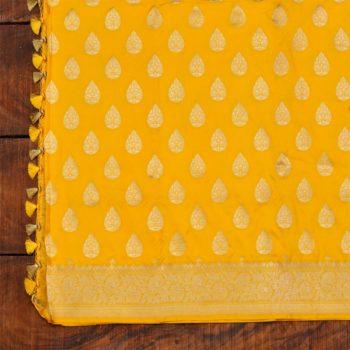 yellow-pure-katan-banarasi