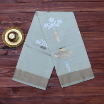 gray-banarasi-saree